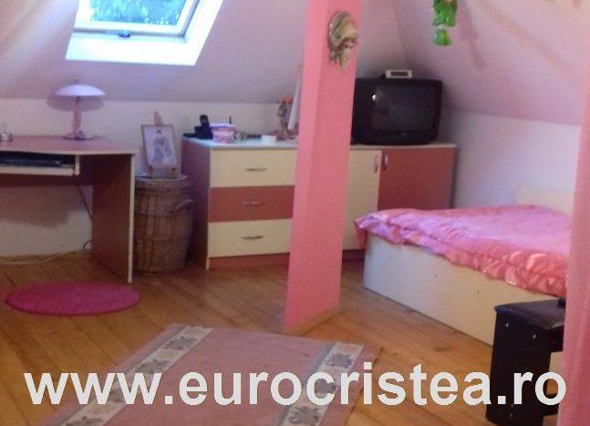 EuroCristea Mangalia - Vilă P + 1E + M de vânzare ID=3353